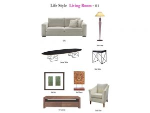Living room Life Style 01